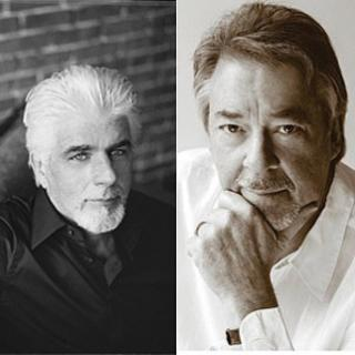 Michael McDonald and Boz Scaggs Thrill Celebrity Crowd