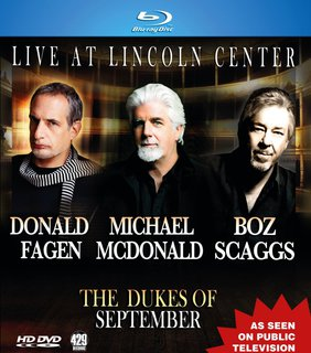 Dukes of September Live at the Lincoln Centre