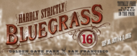 Hardly Strictly Bluegrass 2016