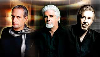Teleconference Interview with Boz Scaggs and Michael McDonald