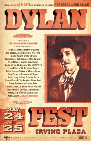 Boz to perform at Dylan Fest
